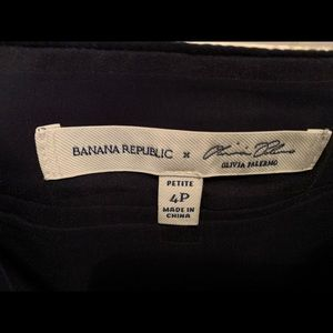 Banana Republic Skirts - NWOT Banana Republic Snake- Effect Italian leather